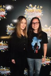 Alycia Debnam-Carey - Comic Con in Copenhagen  9/24/ 2016