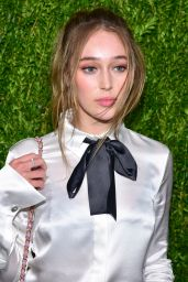 Alycia Debnam-Carey - The Jewel Box: A CHANEL Fine Jewelry Ephemeral Boutique Launch in New York City 9/6/2016