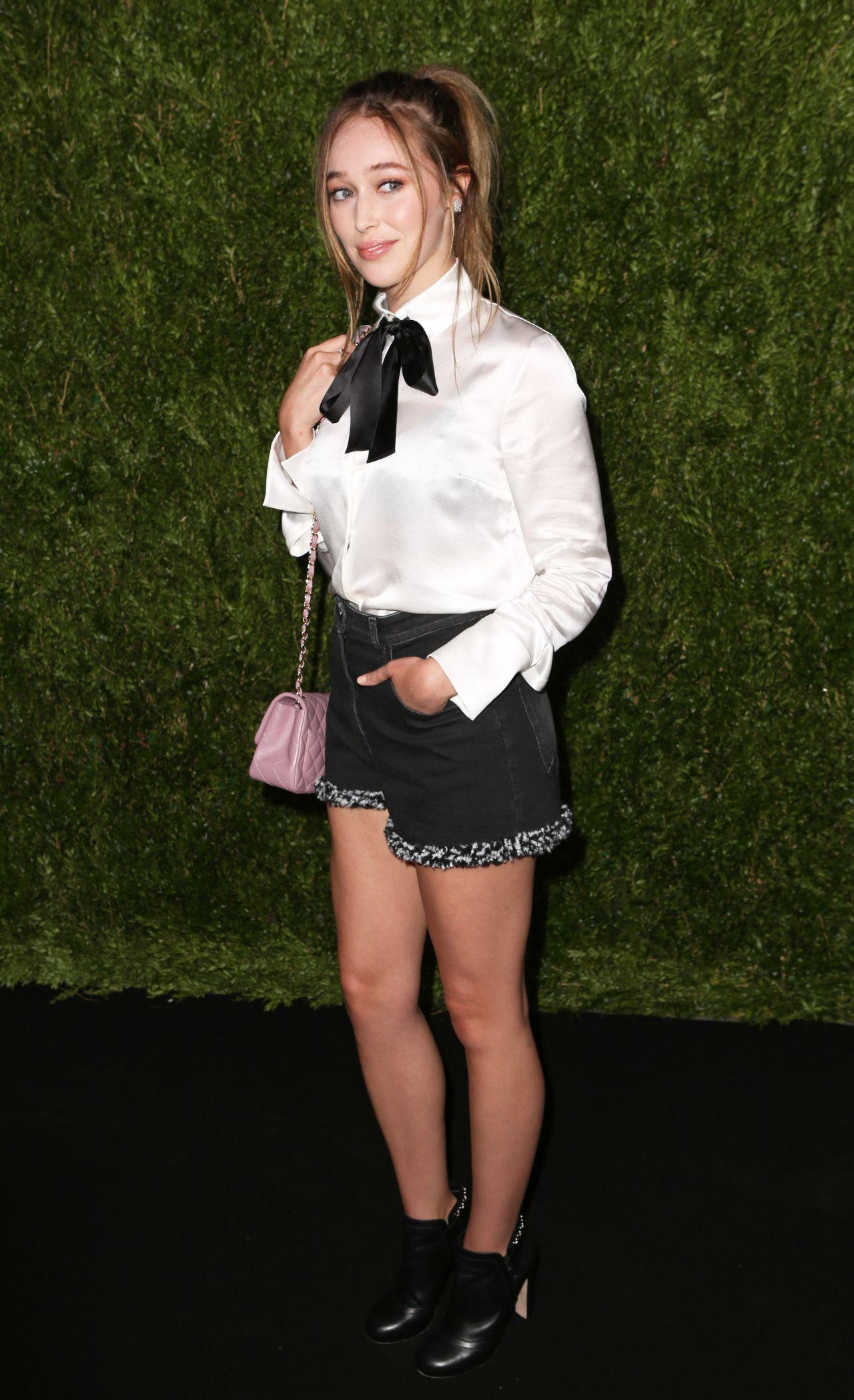 Alycia Debnam Carey The Jewel Box A Chanel Fine Jewelry
