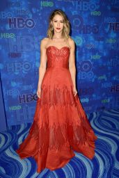 Amanda Crew – HBO's Post Emmy Awards Reception in Los Angeles 09/18/2016