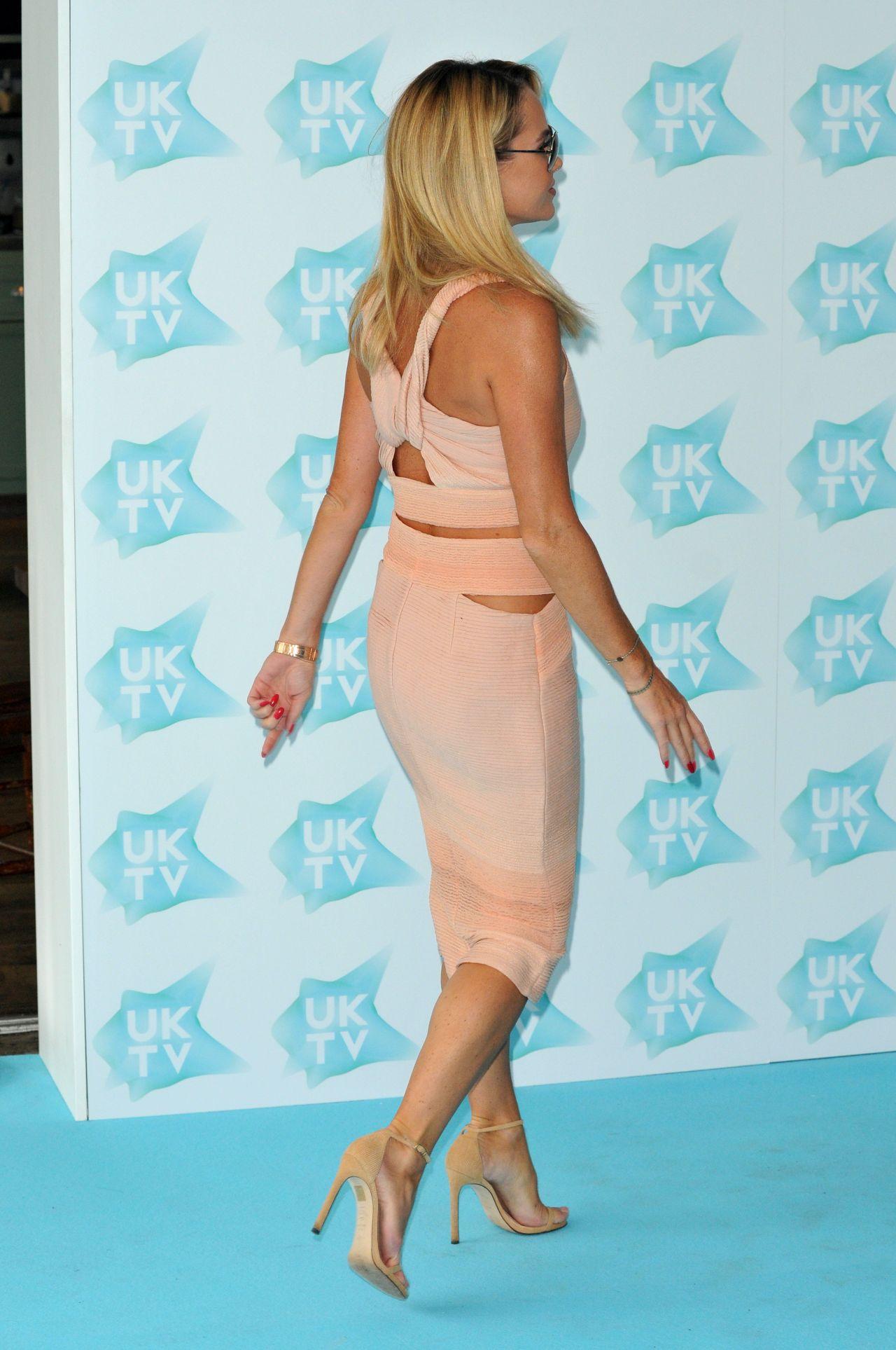 Amanda Holden Uktv Live New Season Launch In London 9