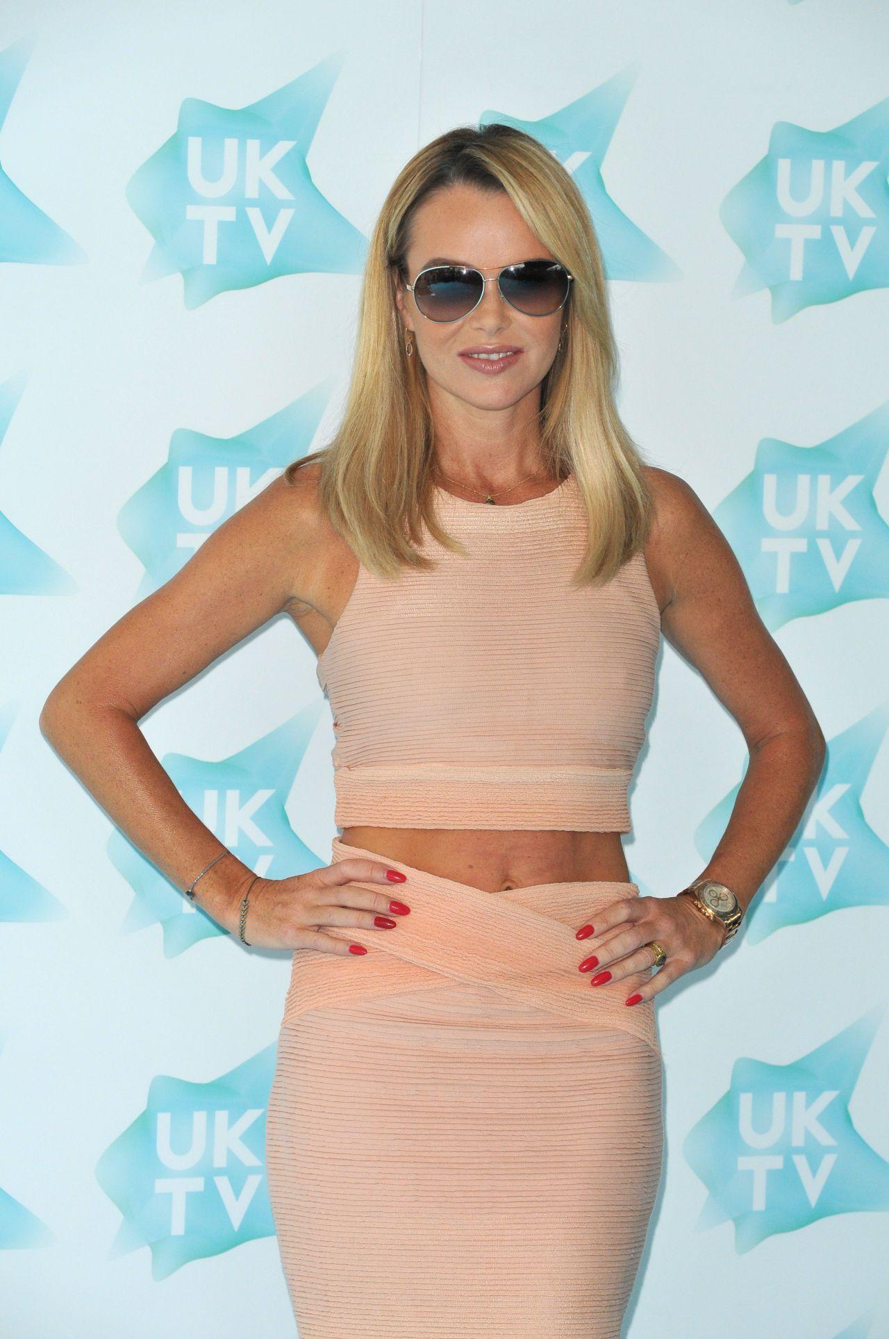 Amanda Holden – 'UKTV Live' New Season Launch in London 9/6/2016