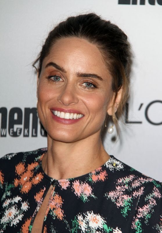 Amanda Peet – EW Hosts 2016 Pre-Emmy Party in Los Angeles 9/16/2016
