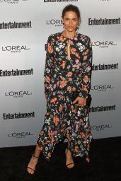Amanda Peet – EW Hosts 2016 Pre-Emmy Party in Los Angeles 9/16/2016