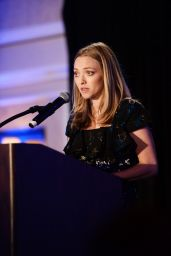 Amanda Seyfried - 2016 Heaven On Earth Gala in Hollywood 9/24/ 2016