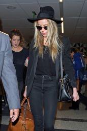 Amber Heard at LAX Airport in LA 8/31/2016
