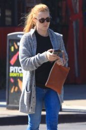 Amy Adams - Out in Los Angeles 9/19/2016