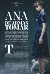 Ana de Armas - Yo Dona Magazine Spain September 2016