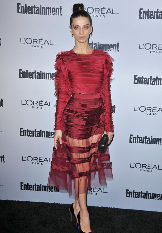 Angela Sarafyan – EW Hosts 2016 Pre-Emmy Party in Los Angeles 9/16/2016