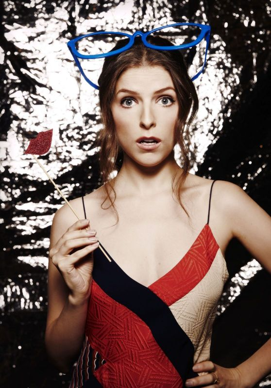 Anna Kendrick - Ocean Drive Magazine Panama August September 2016 Photos