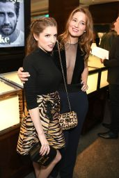 Anna Kendrick - Tiffany & Co. And GQ Style Celebrate A/W Issue And Tiffany CT60 Watch Collection in London 9/28/2016