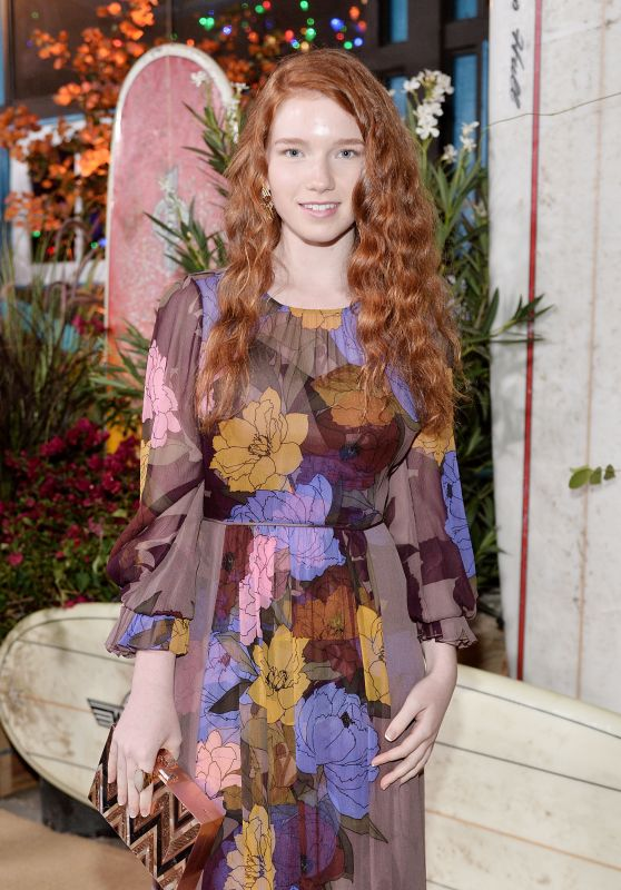 Annalise Basso – Teen Vogue Young Hollywood Party in Los Angeles 09/23/2016