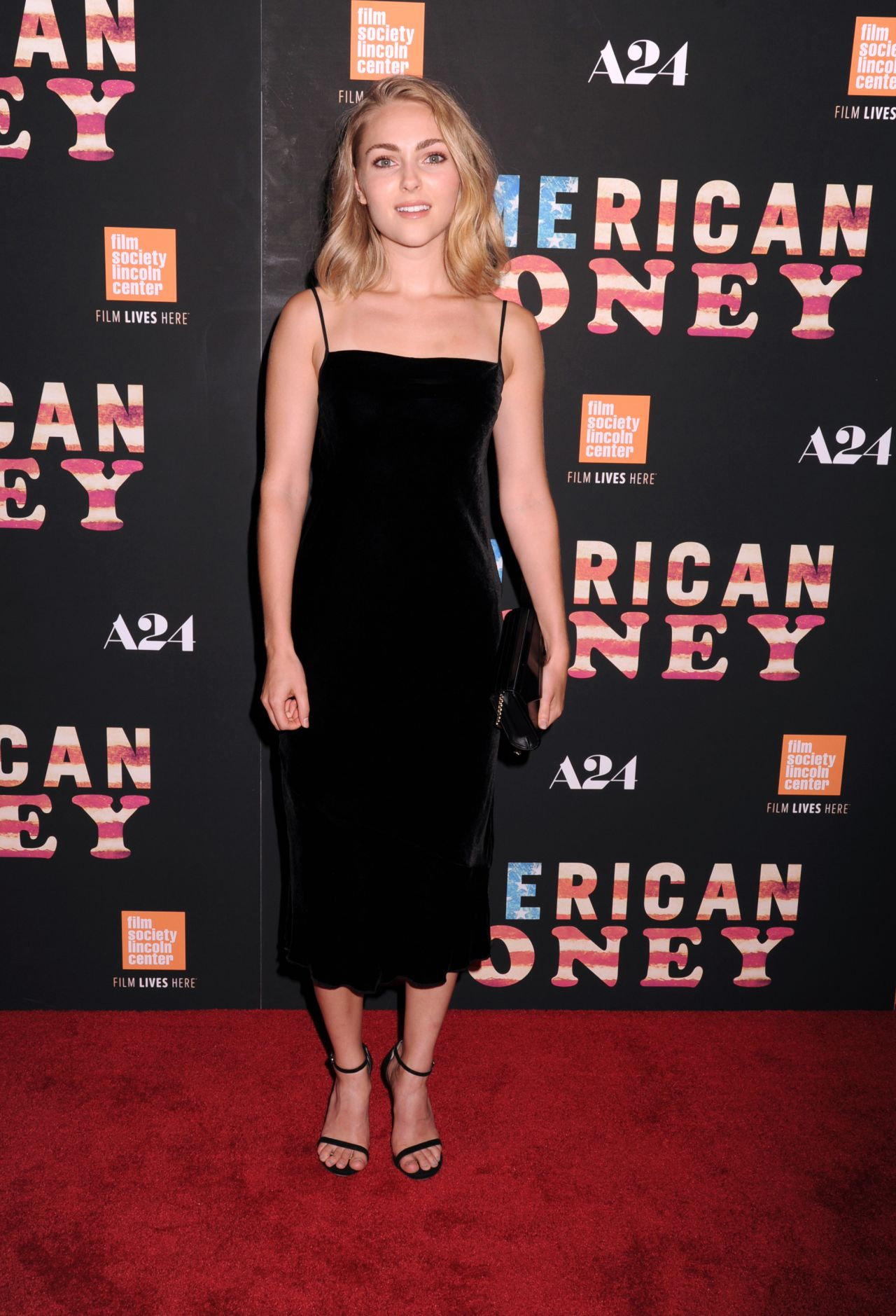 AnnaSophia Robb - 'American Honey' Premiere in New York ...