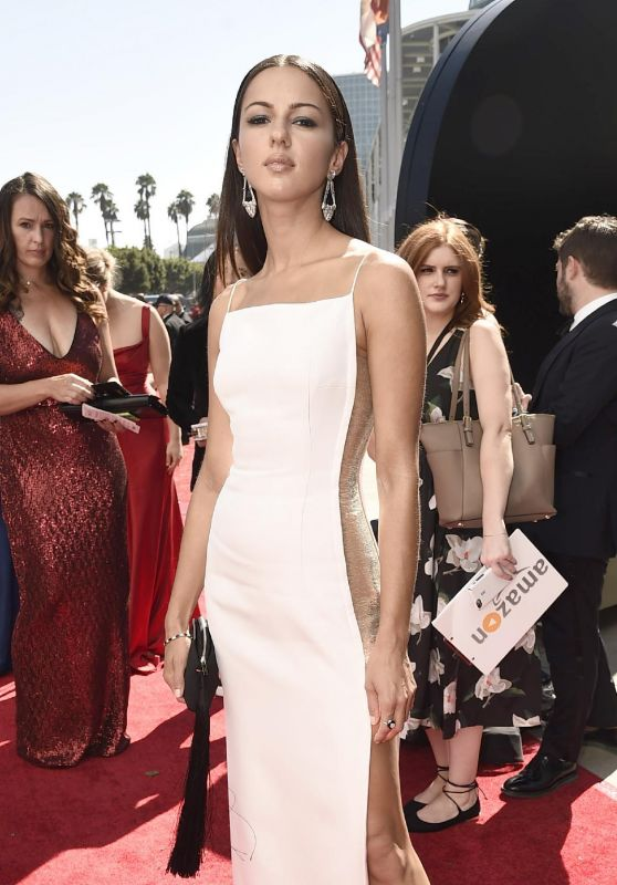 Annet Mahendru – 68th Annual Emmy Awards in Los Angeles 09/18/2016