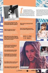 Ariana Grande - Girlfriend Magazine Australia October 2016 Issue