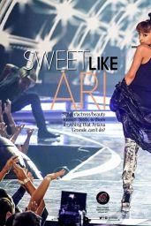 Ariana Grande - Girlfriend Magazine Australia October 2016 Issue
