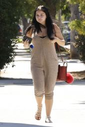 Ariel Winter - Going to Nine Zero One Salon in West Hollywood 9/15/2016