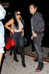 Ariel Winter Night Out Style - The Nice Guy in West Hollywood 9/10/2016