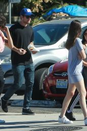 Ariel Winter Street Style - Out in Sherman Oaks 9/26/ 2016