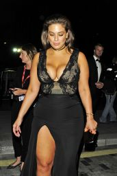 Ashley Graham - GQ Men Of The Year Awards 2016 in London
