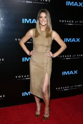 Ashley Greene – Voyage of Time: The IMAX Experience Premiere in Los Angeles 9/28/2016