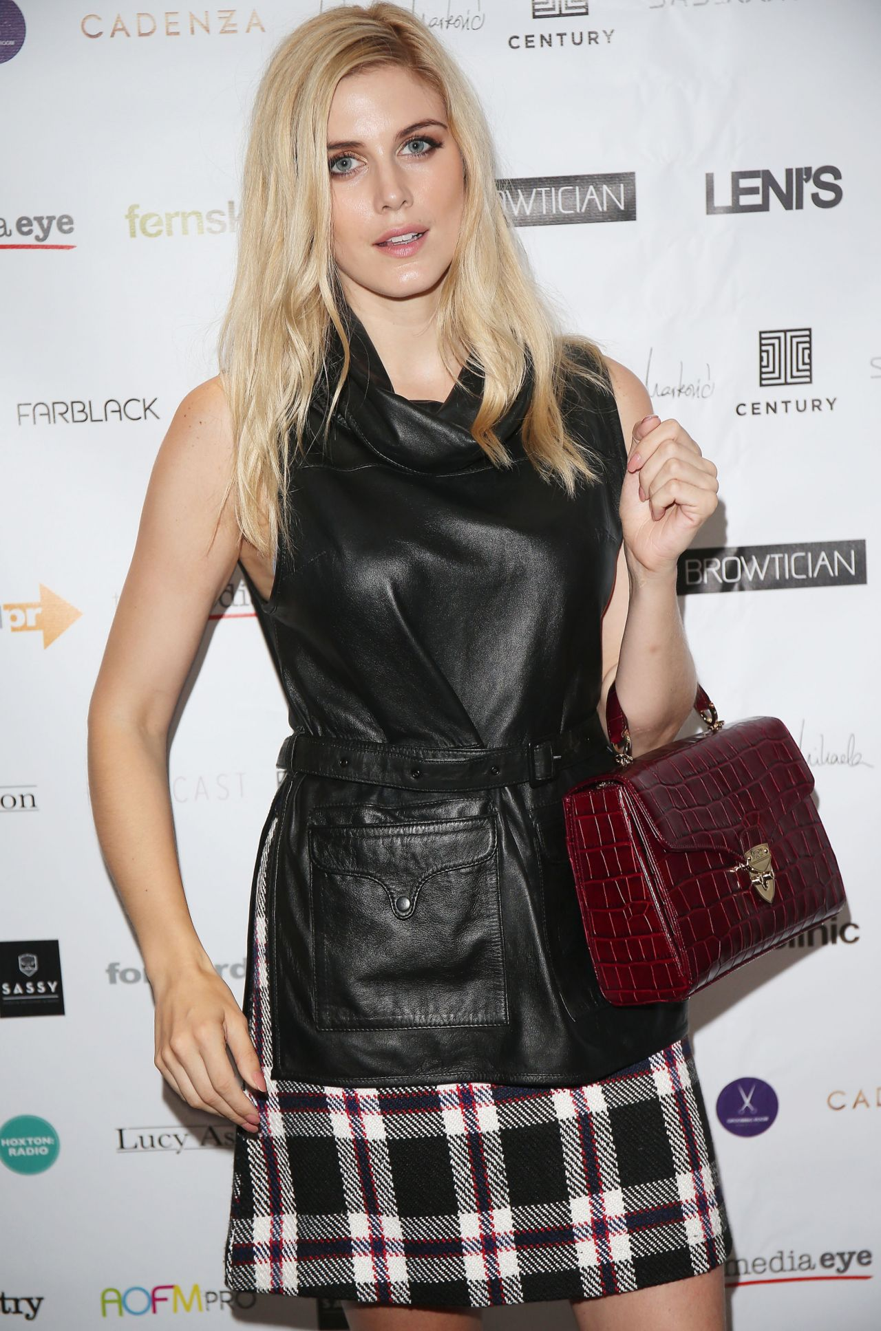Ashley James At The Century Club In London 9 20 2016