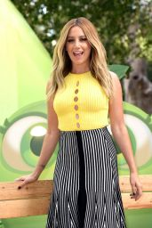 Ashley Tisdale - Farm Heroes Super Saga Launch at Madison Square Park in New York City 9/21/2016