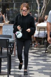 Ashley Tisdale - Out for Lunch in West Hollywood 09/12/2016