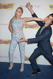 Audrey Whitby – 'The Standoff' Premiere in Los Angeles 9/8/2016