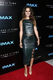 Bérénice Marlohe - Voyage of Time: The IMAX Experience Premiere in Los Angeles 9/28/2016
