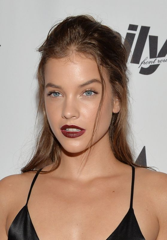 Barbara Palvin - The Daily Front Row