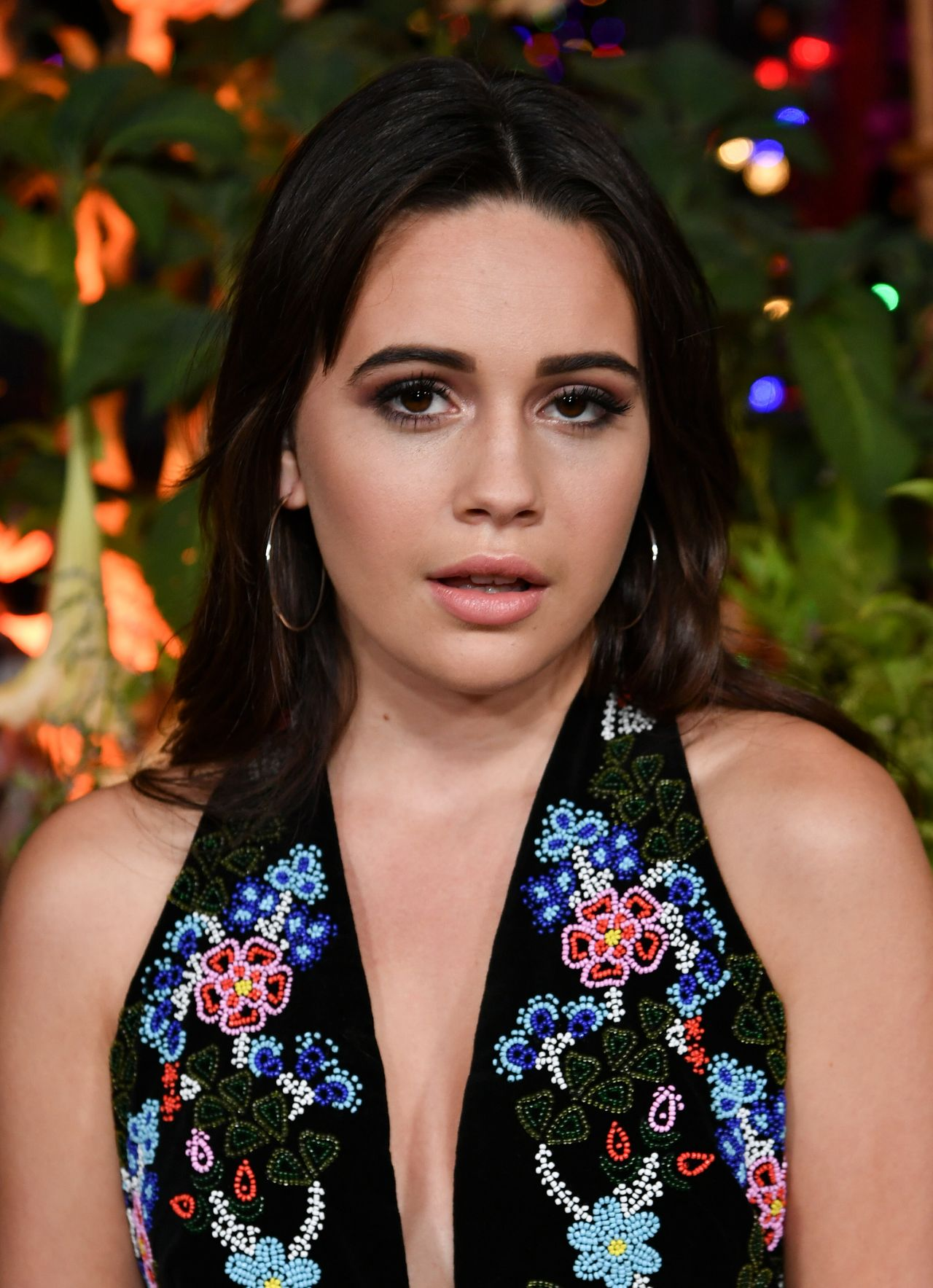 Topless Celebrity Bea Miller naked photo 2017