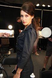 Bella Hadid - Anna Sui Fashion Show in New York City 9/14/2016