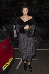 Bella Hadid - Night Out in London 9/19/2016