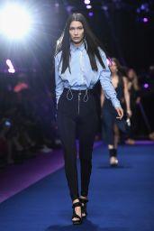 Bella Hadid - Versace  S/S 2017 Show in Milan, Italy 09/23/ 2016