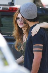 Bella Thorne Urban Outfit - West Hollywood 9/16/2016
