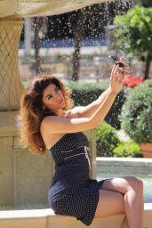 Blanca Blanco - Photoshoot in Beverly Hills 9/19/2016