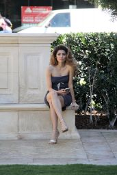 Blanca Blanco - Photoshoot in Beverly Hills 9/19/2016