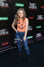 Brec Bassinger - The Queen Mary