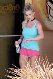 Britney Spears - Leaving a Studio in LA 9/26/ 2016