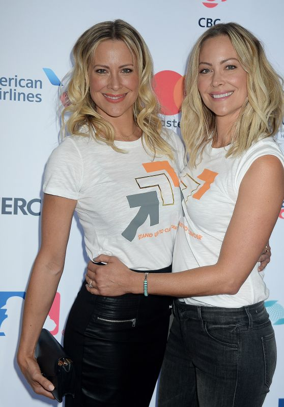 Brittany and Cynthia Daniel – Stand Up To Cancer at Walt Disney Concert Hall in Los Angeles, CA 9/9/2016
