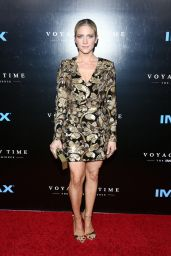 Brittany Snow – Voyage of Time: The IMAX Experience Premiere in Los Angeles 9/28/2016