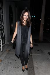 Camilla Belle - After a Dinner at Craig