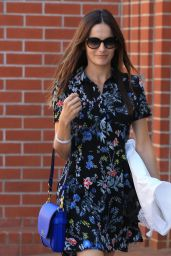 Camilla Belle - Out in Beverly Hills 9/28/2016