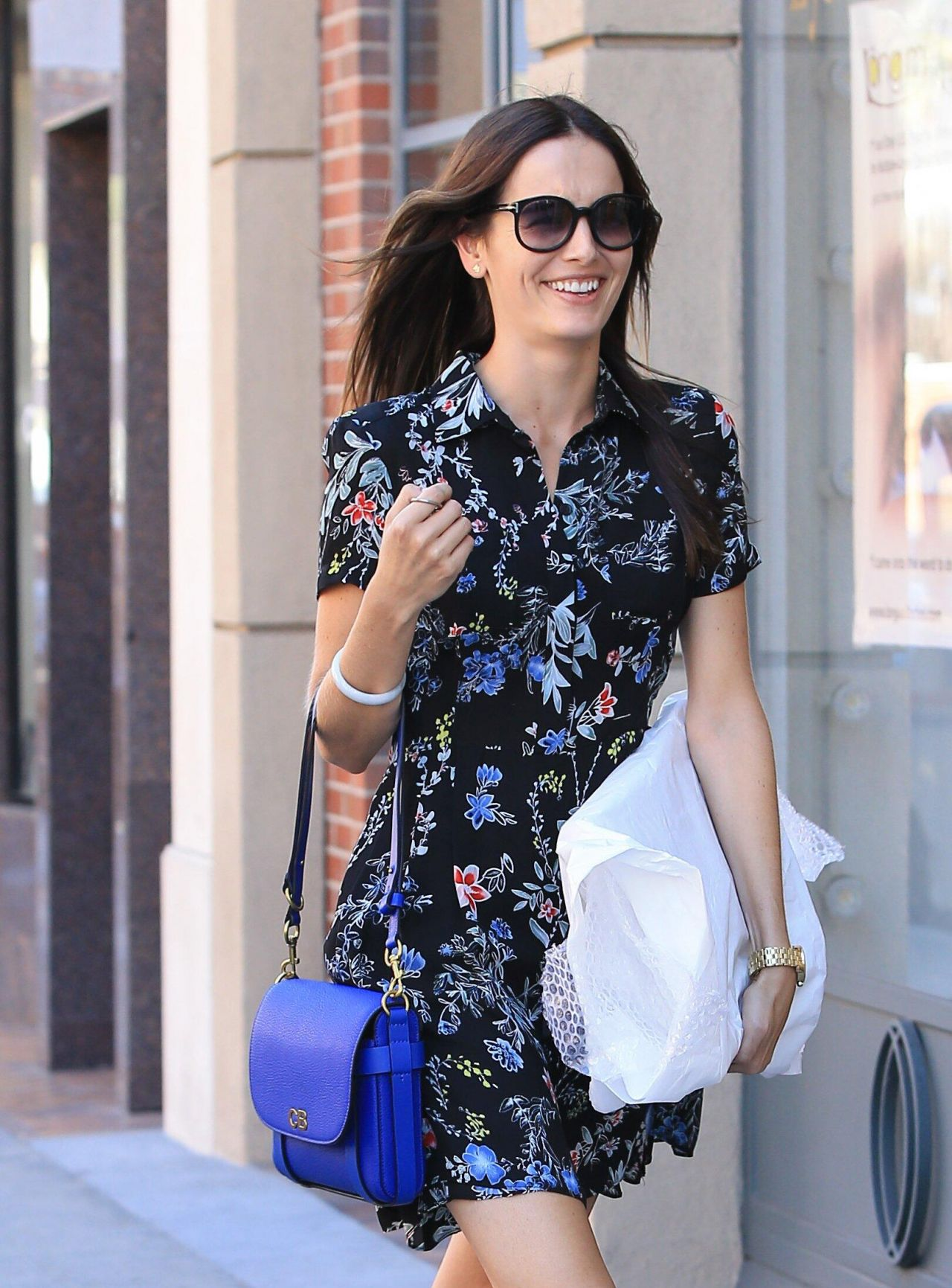 camilla belle out in beverly hills 9282016