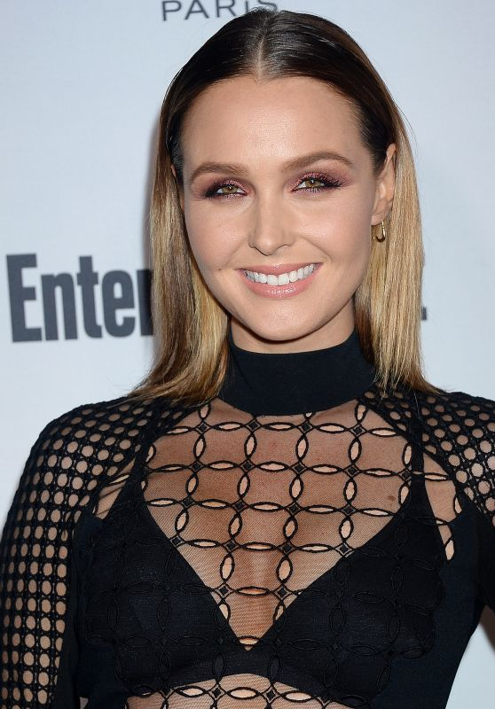 Camilla Luddington – EW Hosts 2016 Pre-Emmy Party in Los Angeles 9/16/2016