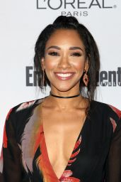 Candice Patton – EW Hosts 2016 Pre-Emmy Party in Los Angeles 9/16/2016