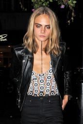Cara Delevingne - Love Magazine Party in London 9/19/2016