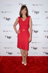 Carla Gugino - Annual Charity Day Hosted By Cantor Fitzgerald in New York City 9/12/2016