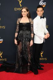 Carly Chaikin – 68th Annual Emmy Awards in Los Angeles 09/18/2016
